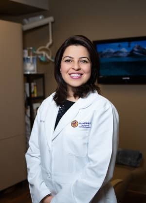 Pic of Dr. Kaur